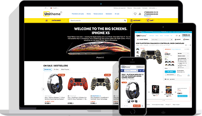 UniTheme - premium template for CS-Cart
